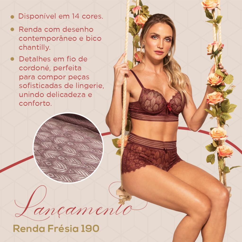 Renda Frésia 190