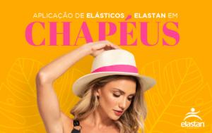 Aplicação de elásticos em chapéus: Dicas e inspirações