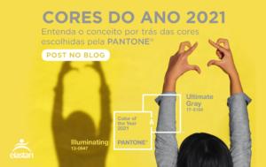 Cores do ano 2021 segundo a Pantone: Conceito, dicas e tendências
