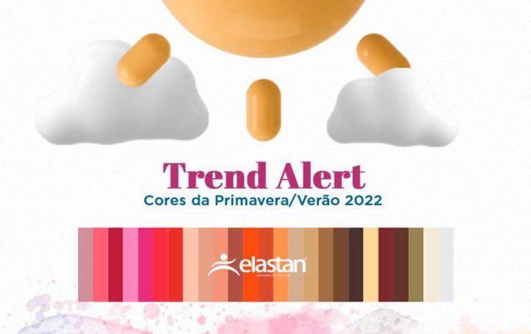 Trend Alert: Cores da Primavera/Verão 2022